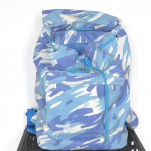 Plecaki, różne wzory