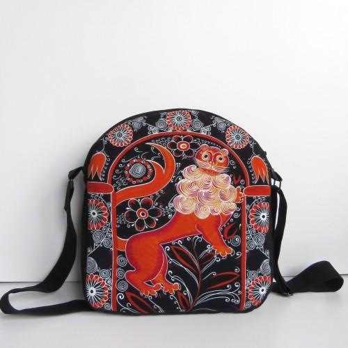 torba z kotem etno