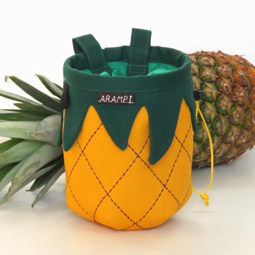 Woreczek na magnezję  Ananas