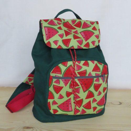 plecak w arbuzy