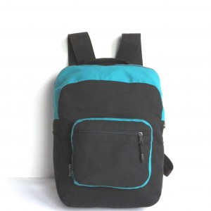 Plecak z tkaniny, oryginalny projekt i wzór Arampi