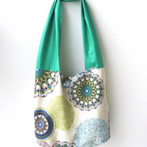 torba worek z materiału